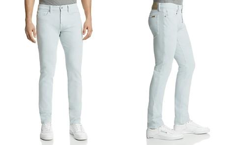 Joe's Jeans Kinetic Bi-Stretch Slim Fit Jeans in Gray Day - Bloomingdale's_2