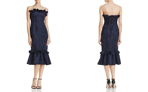 C/MEO Collective Levity Strapless Dress - Bloomingdale's_2
