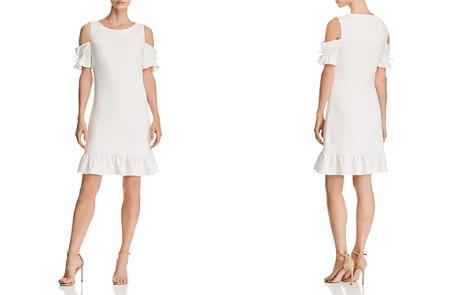 Betsey Johnson Cold-Shoulder Dress - Bloomingdale's_2