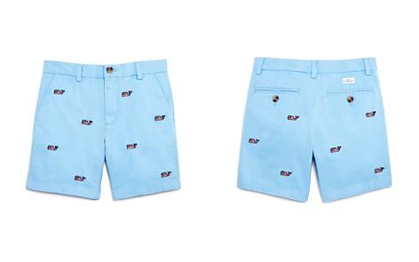 Vineyard Vines Boys' Embroidered Flag-Print Whale Breaker Shorts - Little Kid, Big Kid - Bloomingdale's_2
