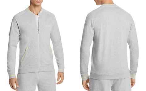 Hugo Boss Authentic Loungewear Zip-Up Jacket - Bloomingdale's_2