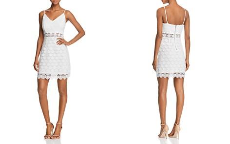AQUA Body-Con Lace Dress - 100% Exclusive - Bloomingdale's_2
