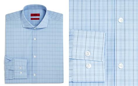 HUGO Plaid Slim Fit Dress Shirt - Bloomingdale's_2