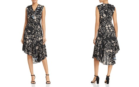 Le Gali Eve Asymmetric Floral-Print Dress - 100% Exclusive - Bloomingdale's_2