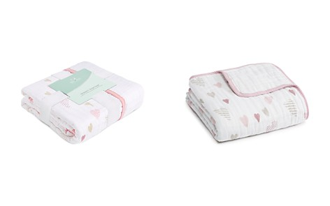 Aden and Anais Heart Breaker Dream Blanket - Bloomingdale's_2