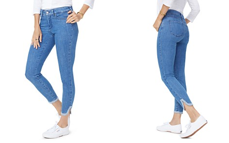 NYDJ Petites Ami Ankle Skinny Jeans in Bliss - Bloomingdale's_2