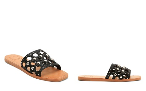 Dolce Vita Women's Studded Slide Sandals - Bloomingdale's_2