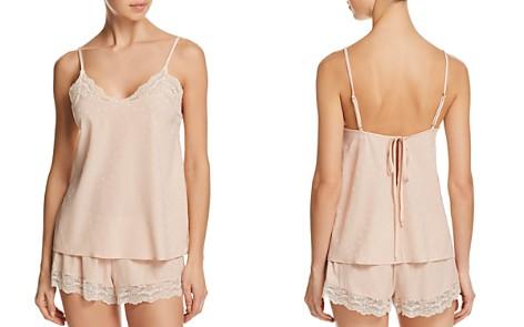 Eberjey x Rebecca Taylor Lily Cami & Shorts - Bloomingdale's_2