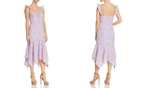WAYF Novara Bustier Eyelet Dress - Bloomingdale's_2