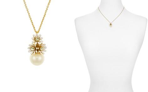 "kate spade new york Mini Pendant Necklace, 16"" - Bloomingdale's_2"
