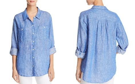 Joie Lidelle Boyfriend Shirt - Bloomingdale's_2