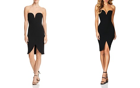 Nookie Honey Strapless Dress - Bloomingdale's_2