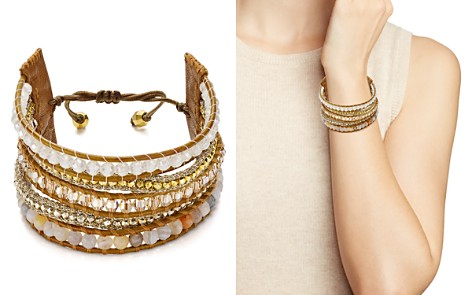 Chan Luu Beaded Cuff Bracelet - Bloomingdale's_2