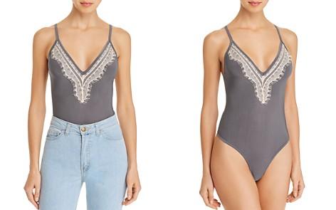 Midnight Bakery Knit Bodysuit - Bloomingdale's_2