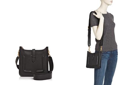 Rebecca Minkoff Mini Feed Leather Crossbody - Bloomingdale's_2
