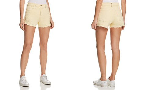 Joe's Jeans Smith High Rise Denim Shorts in Impala - Bloomingdale's_2