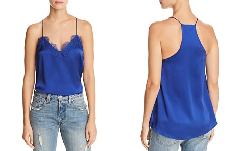 CAMI NYC Lace-Trimmed Silk Camisole Top - Bloomingdale's_2