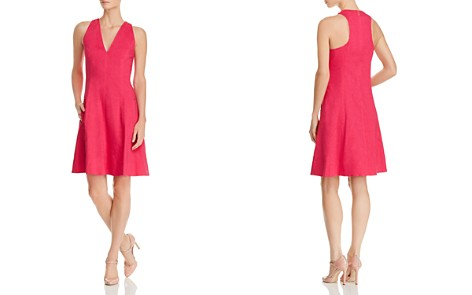 Elie Tahari Selene Fit-and-Flare Dress - Bloomingdale's_2