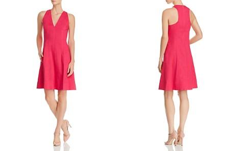 Elie Tahari Selene Fit-and-Flare Dress - Bloomingdale's_2