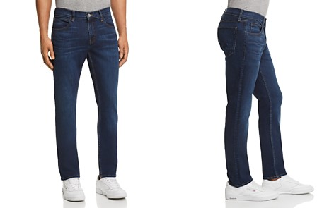 Hudson Byron Straight Fit Jeans in Big Dog - Bloomingdale's_2