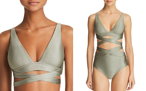 BECCA® by Rebecca Virtue Ballerina Wrap Bikini Top - Bloomingdale's_2