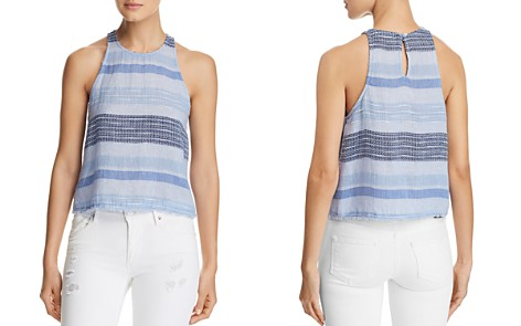 Bella Dahl Striped Swing Tank - Bloomingdale's_2