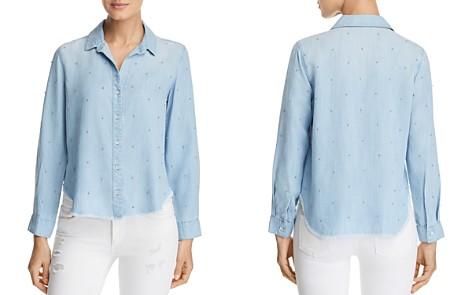 Bella Dahl Capri Beaded Chambray Shirt - Bloomingdale's_2