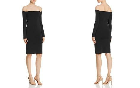 Elizabeth and James Omorose Off-the-Shoulder Dress - Bloomingdale's_2
