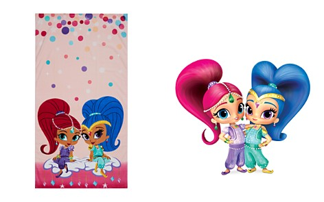 Franco x Nickelodeon Shimmer and Shine © Beach Towel - 100% Exclusive - Bloomingdale's_2