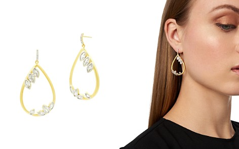 Freida Rothman Fleur Bloom Teardrop Drop Earrings - Bloomingdale's_2