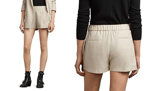 ALLSAINTS Aleida Shorts - Bloomingdale's_2