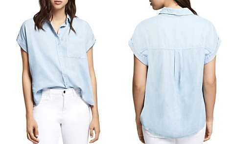 Sanctuary Mod Chambray Boyfriend Shirt - Bloomingdale's_2