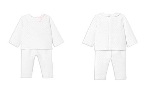 Jacadi Girls' Polka Dot-Print Top & Pants Set - Baby - Bloomingdale's_2