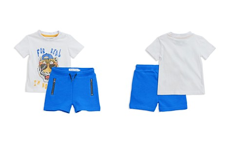 Sovereign Code Boys' Tiger Graphic Tee & Shorts Set - Baby - Bloomingdale's_2