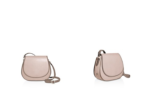 1 Atelier Mini Leather Saddle Bag - Bloomingdale's_2