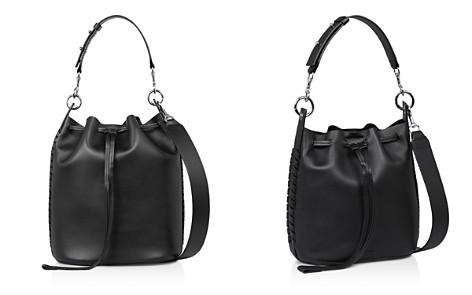 ALLSAINTS Ray Leather Bucket Bag - Bloomingdale's_2