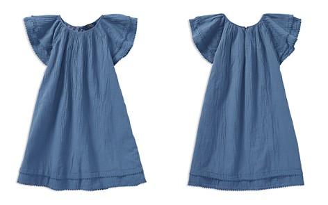 Polo Ralph Lauren Girls' Flutter-Sleeve Dress - Big Kid - Bloomingdale's_2