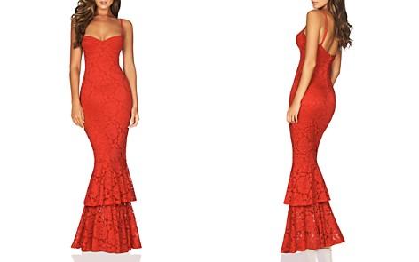 Nookie Liana Lace Mermaid Gown - Bloomingdale's_2