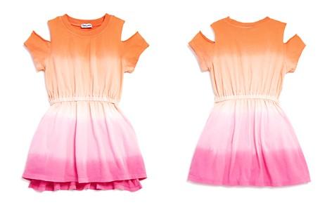 Splendid Girls' Dip-Dye Cold-Shoulder Dress - Little Kid, Big Kid - Bloomingdale's_2