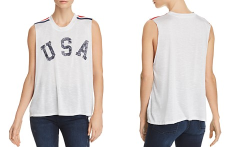 Vintage Havana USA Graphic Tank - Bloomingdale's_2