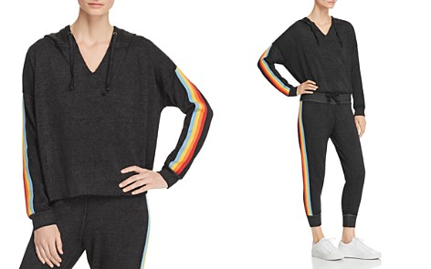 Vintage Havana Rainbow-Trim Hooded Sweatshirt - Bloomingdale's_2
