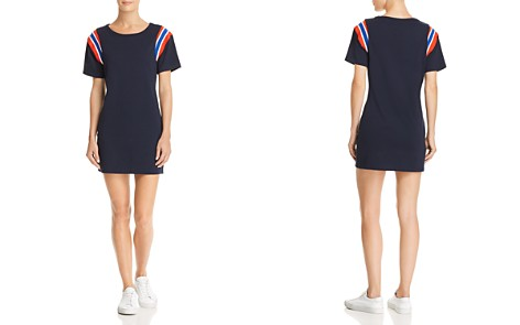PAM & GELA Stripe-Inset T-Shirt Dress - Bloomingdale's_2