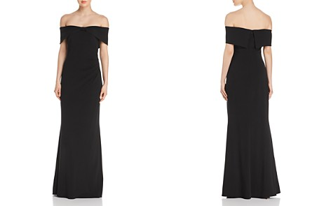 Eliza J Off-the-Shoulder Gown - Bloomingdale's_2