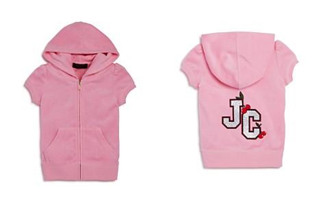 Juicy Couture Black Label Girls' Cherry Grove Terry Hoodie - Little Kid - Bloomingdale's_2
