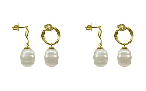 Majorca Simulated Pearl Drop Earrings - Bloomingdale's_2
