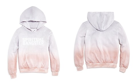 Spiritual Gangster Girls' Sunset Ombré Terry Hoodie - Big Kid - Bloomingdale's_2