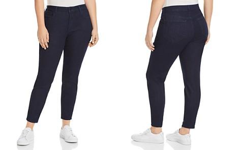 NYDJ Plus Ami Super Skinny Ankle Jeans in Rinse - Bloomingdale's_2