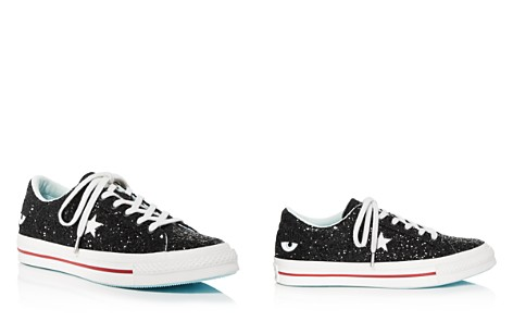 Converse Women's One Star OX x Chiara Ferragni Glitter Sneakers - Bloomingdale's_2