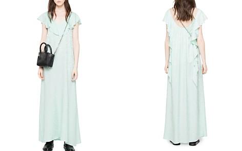 Zadig & Voltaire Reen Leopard Silk Maxi Dress - Bloomingdale's_2