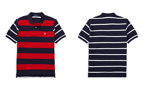 Polo Ralph Lauren Boys' Mesh Pieced Polo - Big Kid - Bloomingdale's_2
